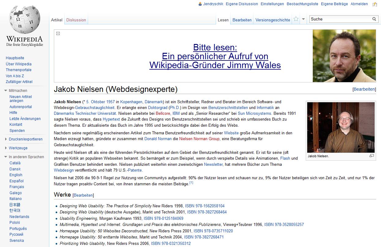 Wikipedia-Screenshot, überarbeitet